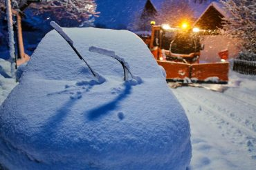 Here is the amount of snow announced for you and the weather forecast for the weekend