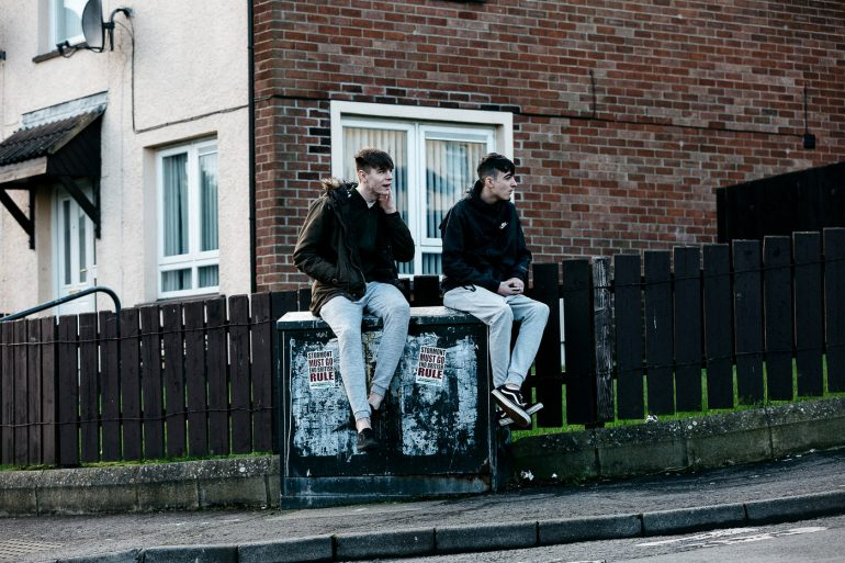 In Northern Ireland, the narrow path to reconciliation