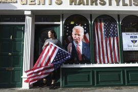 Ireland celebrates for Joe Biden