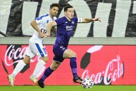 Josh Cullen has already become a leader in Anderlecht, a few months after arriving - all football