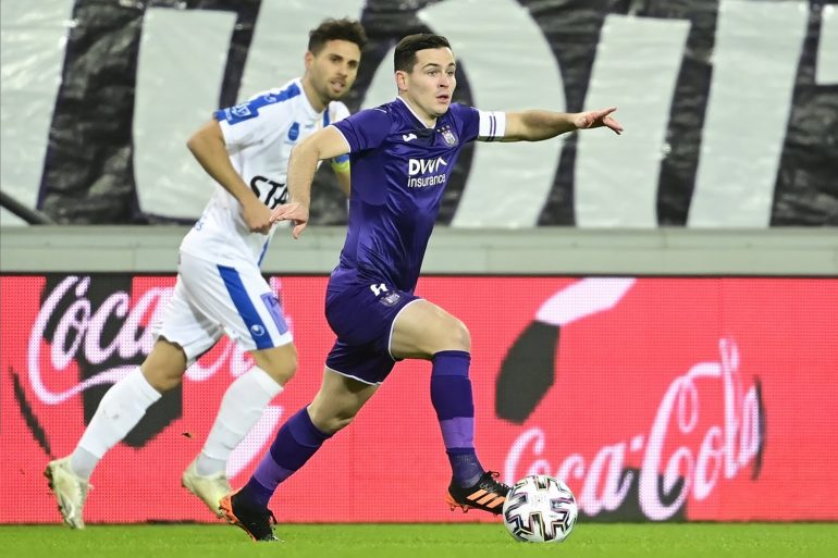 Josh Cullen has already become a leader in Anderlecht, a few months after arriving - all football