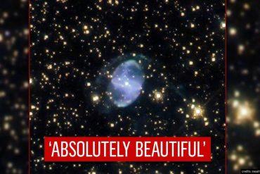 NASA distributes glowing nebulae to help create the next generation of stars