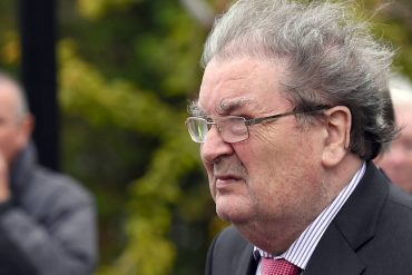 Nobel Peace Prize winner John Hume has died