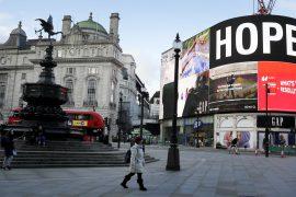 In London und Dublin steckt sich derzeit pro Woche rund ein 1% der Bevölkerung mit dem Virus an.