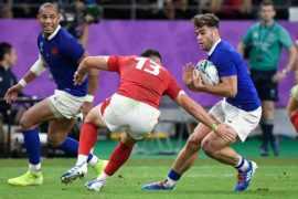 Penard (ASM) selected for France's XV: Six Nations Tournament
