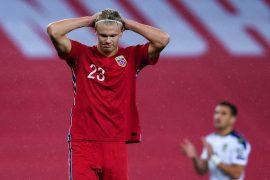 Die EM 2021 findet ohne Borussia Dortmunds Torjäger Erling Haaland statt, der mit Norwegen nach Verlängerung mit 1:2 gegen Serbien unterlag.