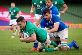 Rugby Six Nations 2020 - Day 4 Ireland-Italy 50-17