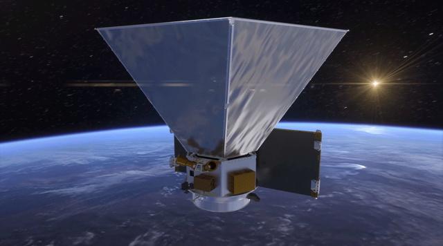 SPHEREx Telescope Almost Completed - 1 Informer