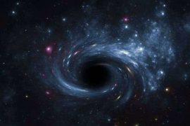 Stunning black holes disappear quickly.  Scientists think it's floating in space, science news