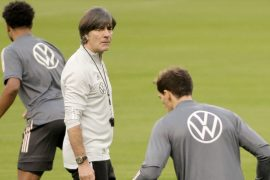 The German national team escapes tough opponents in World Cup qualification - the national football team