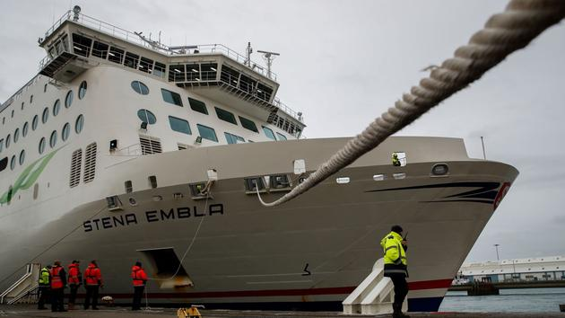 The direct smuggling relationship between France and Ireland is on the rise