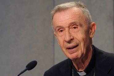 Glaubenspräfekt Luis Ladaria