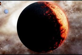 This planet is 1000 billion years old ... this is Super Earth .. it seems to have life!