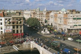 Traveling to Ireland?  Italians have no shipping ban