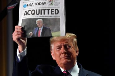United States: 9 days before trial, Trump has no more lawyers