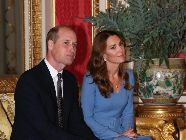 William and Kate mourn their dog Lupo - culture and entertainment