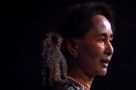 The army declared a state of emergency for a year and arrested Aung San Suu Kyi