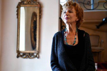 Writer Edna O'Brien on her 90th birthday