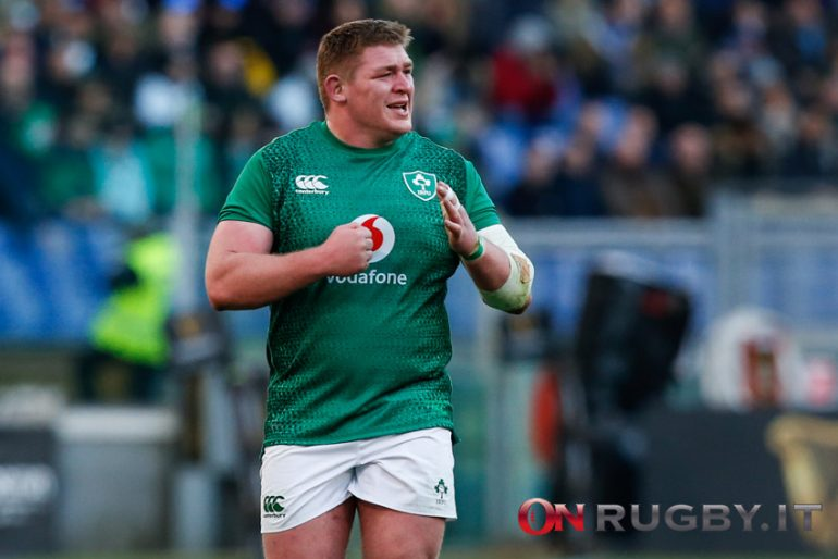 Six Nations 2021: Ireland ready to rediscover Thaddeus Furlong