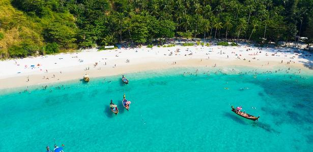 Thailand's Luxury Island is being planned to accommodate tourists without shipping - 02/03/2021