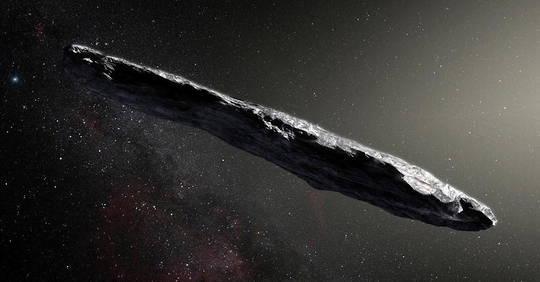 Um Muamuwa: An astronomer defends the theory of an alien origin
