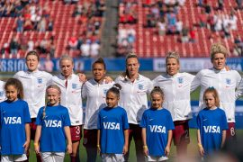 The English women will face Northern Ireland