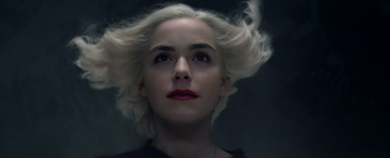 """Sabrina - absolutely coveted!""  Chilling Adventures of Sabrina to the Crossover - fernsehserien.de"