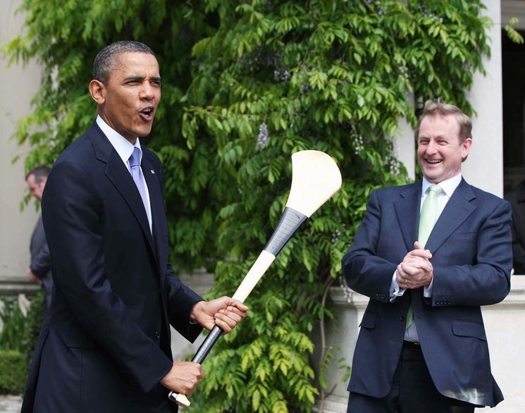 Obama in Ireland