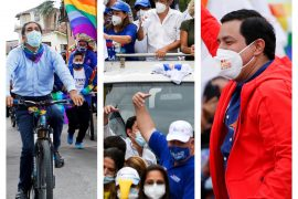 The outcome of the first round of elections in Ecuador has not been defined.  Indian candidate 'cheating attempt'    The world