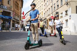 Dot wants to launch e-scooter in Ireland