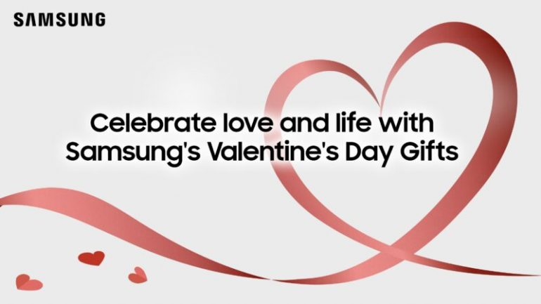 Samsung Introduces 6 Romantic Valentine Gifts Surprise for Donor and Recipient |  Flashfly.net