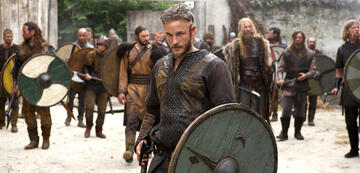 Vikings: Ragnar in a commotion