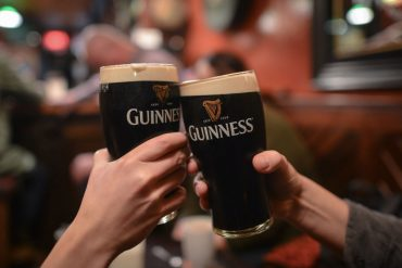 In Ireland, the remaining Guinness from the Lockdown was used to grow Christmas trees