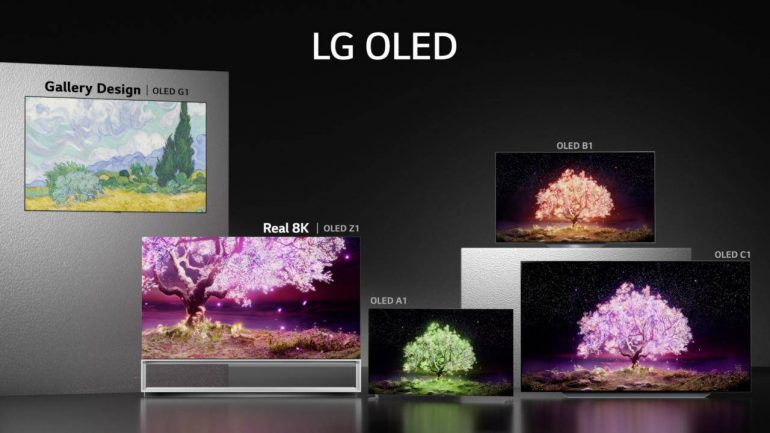 LG 2021 TVs have improved AI capabilities