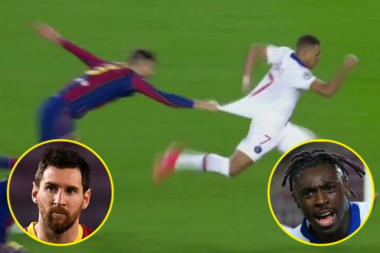 Another miracle needed against him is a hat-trick by Barcelona's Killian Mbabane outsider Lionel Messi 'to walk'