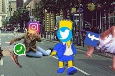 Facebook, Instagram, WhatsApp register failures in different countries, users respond with memes