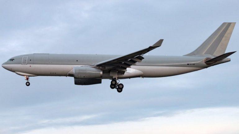 Air Belgium's first Airbus A330 flies to Qatar |  Contact radar