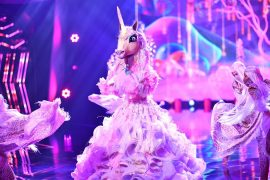 """""""Masked singer"""": """"Musically a coffin"""" - and the unicorn goes swimming"""