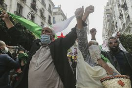 In Algeria, Hirak supporters make a comeback on Friday, March