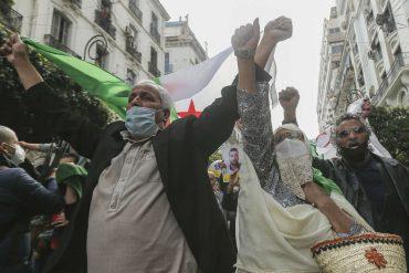 In Algeria, Hirak supporters make a comeback on Friday, March