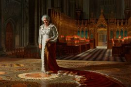 69 year old Queen Elizabeth shared a video and a fascinating portrait of her reign