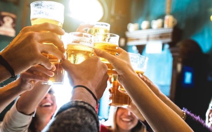 Pub en Irlande