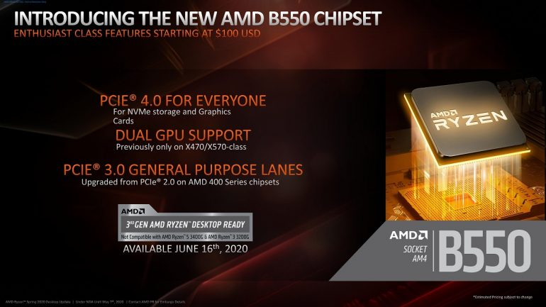 AMD acknowledges USB issues with 500 Series boards