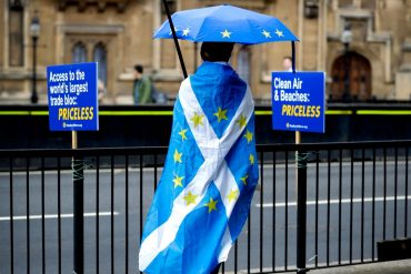 Brexit follow-up agreement: Scotland and Northern Ireland compete against law