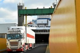 Brittany Ferris: Cargo waiting for passengers to return - economy