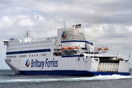 Brittany Ferris has postponed the resumption of its travel services