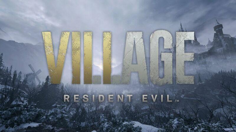 Resident Evil Village1