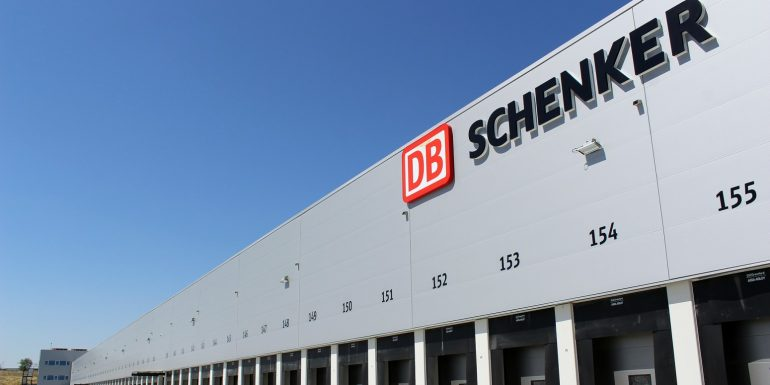 DB Schenger is investing 10 10 million in new facilities in Ireland