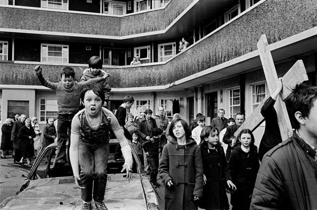 Forty years in Ireland (photo) - International