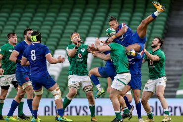 France wins first major Six Nations 2021 Test    Rugby